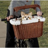 Велокорзины для собак
