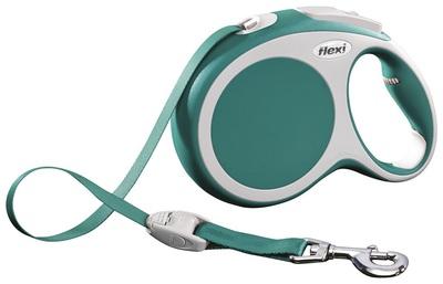 Flexi Vario L, рулетка 5 м для собак весом до 60 кг, лента (фото, вид 5)