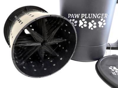Лапомойка Paw Plunger, средняя (фото, вид 2)