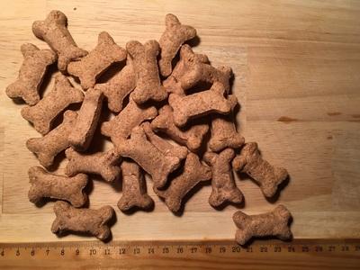 Magnusson печенье Hund godis kex (Meat&Biscuit), 500 гр. (фото, вид 2)