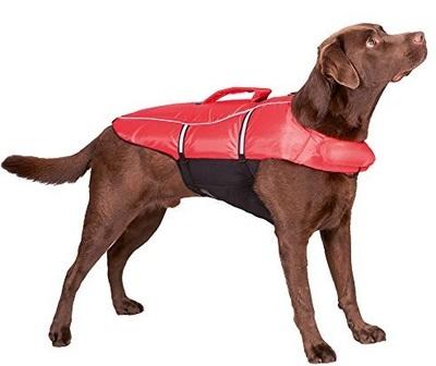 Trixie спасательный жилет для собак Swim Vest, размер S (фото, вид 1)