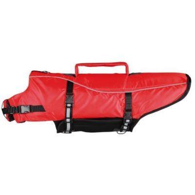 Trixie спасательный жилет для собак Swim Vest, размер S (фото, вид 2)