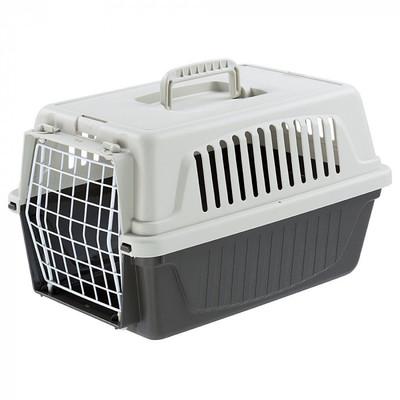Ferplast переноска ATLAS 5 TRASPORTINO для кошек и мелких собак, 41,5х28х24,5 см (фото, вид 1)