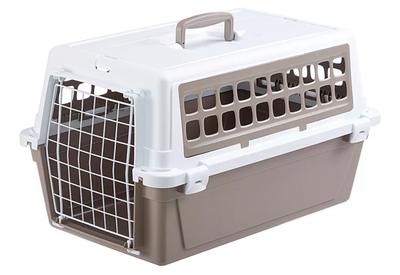 Ferplast ATLAS 20 TRENDY V.2 Переноска для кошек и мелких собак, 58х37х32 см (фото, вид 1)