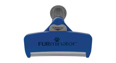 FURminator L Фурминатор для собак крупных пород с длинной шерстью (фото, вид 1)
