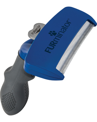 FURminator L Фурминатор для собак крупных пород с длинной шерстью (фото, вид 4)