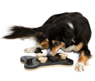 Trixie Развивающая игрушка Game Bone, 31х20 см (фото, вид 1)