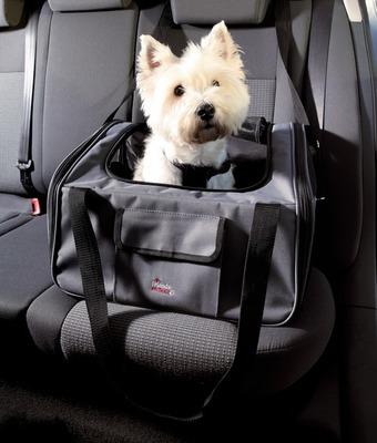 Trixie сумка-переноска на сиденье автомобиля, 44*30*38 см (фото, вид 1)