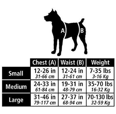 Solvit вожжи на задние конечности, для собак крупных пород (фото, вид 5)