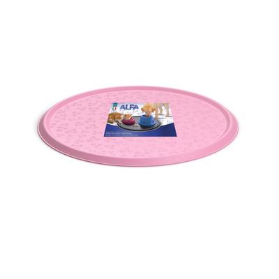 GEORPLAST ALFA коврик для миски круглый, 32,5см (фото, вид 2)