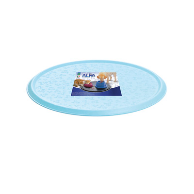 GEORPLAST ALFA коврик для миски круглый, 32,5см (фото, вид 3)