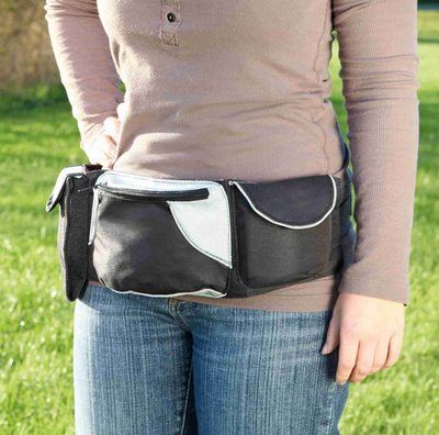 Trixie сумка дрессировщика Baggy Belt (фото, вид 1)