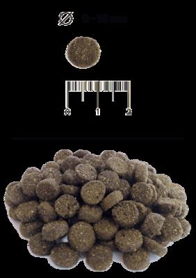 Blitz сухой корм для мелких пород собак с ягненком и рисом Blitz Sensitive Lamb & Rice Adult Dog Small Breeds (фото, вид 1)