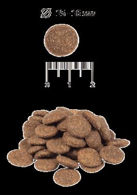 Blitz сухой корм для взрослых собак всех пород с ягнёнком и рисом Blitz Sensitive Lamb & Rice Adult Dog All Breeds (фото, вид 1)
