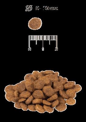 Blitz сухой корм для щенков всех пород с ягнёнком и рисом BLitz Sesitive Lamb & Rice Puppy All Breeds (фото, вид 1)
