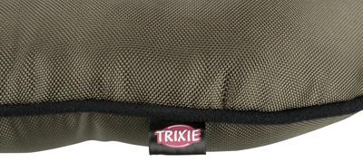 Trixie ортопедический лежак Leano vital, цвет оливково-зеленый (фото, вид 3)