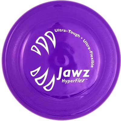 Hyperflite Jawz Hyperflex фризби-диск челюсти гиперфлекс, маленький диск фиолетовый (фото, вид 1)
