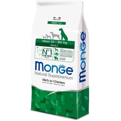 Monge Dog Maxi корм для взрослых собак крупных пород (фото, вид 1)