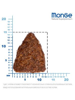 Monge Dog Speciality Hypo корм для взрослых собак гипоаллергенный лосось с тунцом (фото, вид 3)