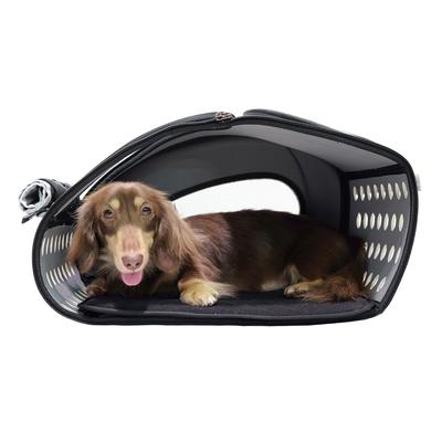 Ibiyaya многофункциональная сумка-тележка, лайм (Ибияйя) EVA Pet Carrier/ Pet Wheeled Carrier – Green (фото, вид 5)