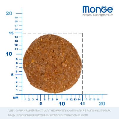 Monge Dog Speciality корм для собак всех пород свинина с рисом и картофелем (фото, вид 7)