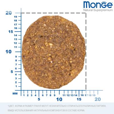 Monge Dog Maxi корм для взрослых собак крупных пород (фото, вид 9)