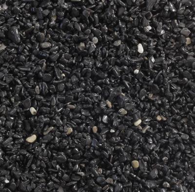 Laguna Грунт аквариумный натуральная гранитная крошка 20106A черная, фракция 2-4мм (фото)
