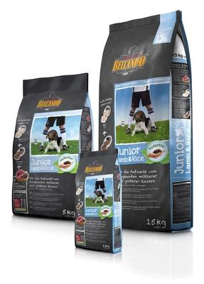 Belcando Junior Lamb & Rice сухой корм для щенков Белькандо джуниор ягнёнок и рис
