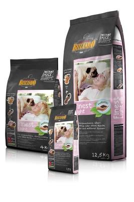 Belcando Finest Light низкокалорийный корм для взрослых собак мелких и средних пород, склонных к полноте Белькандо файнест лайт