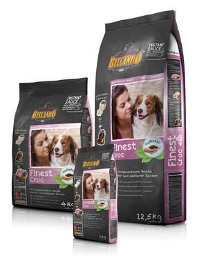 Belcando Finest Croc корм для собак привередливых к еде, с эффектом соуса Белькандо файнест крок