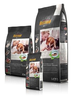 Belcando Adult Lamb & Rice Гипоаллергенный корм для собак с нормальным уровнем активности Белькандо эдалт ягнёнок и рис