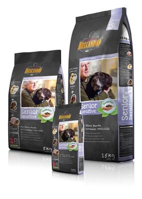 Belcando Senior Sensitive сухой корм для пожилых собак Белькандо сеньор сенситив