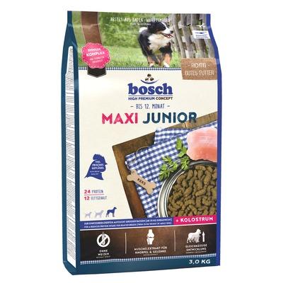 Bosch Junior Maxi, сухой корм для щенков крупных пород
