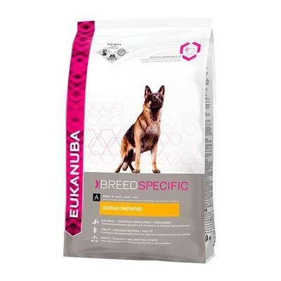 Eukanuba German Shepherd для взрослых собак породы немецкая овчарка