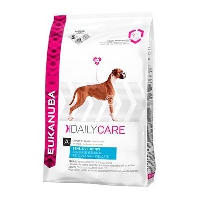 Eukanuba Adult Sensitive Joints для взрослых собак профилактика заболевания суставов