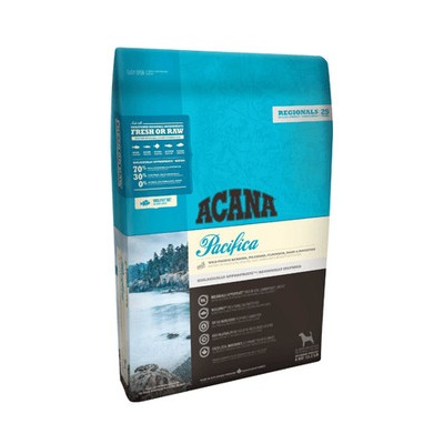 Acana Regionals Pacifica, беззерновой гипоаллергенный корм для собак всех пород с рыбой, фруктами и овощами (70/30)