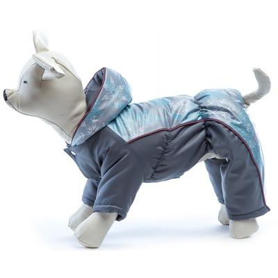 Osso комбинезон для собак на синтепоне, для кобелей (разные цвета)