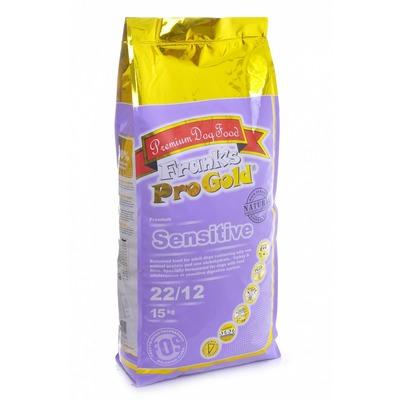 Frank's ProGold для собак с пищевой аллергией или чувствительным пишеварением, с индейкой Sensitive 22/12