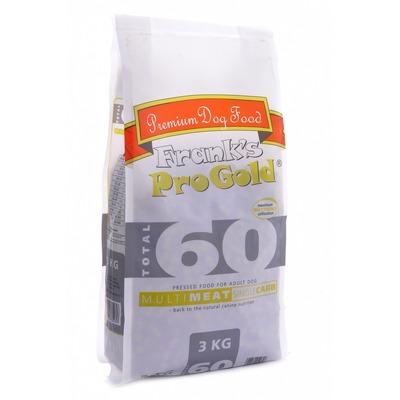 """Frank's ProGold """"4 вида мяса"""": курица, скандинавский лосось, ягненок, говядина, для собак всех пород,Total-60 25/16"""