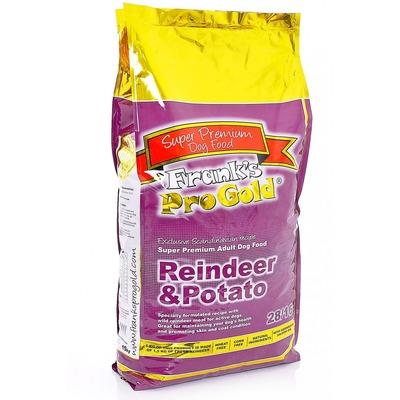 Frank's ProGold для собак с чувствительным пищеварением оленина и картофель