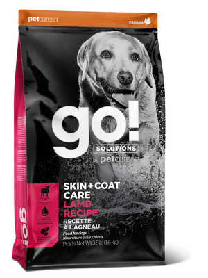 GO! NATURAL Holistic сухой корм со свежим ягненком для щенков и собак (Daily Defence Lamb Dog Recipe)