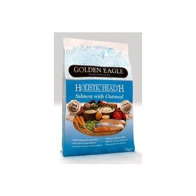 Golden Eagle сухой корм для собак: Лосось с овсянкой 22/12 (Holistic Salmon with Oatmeal Formula)