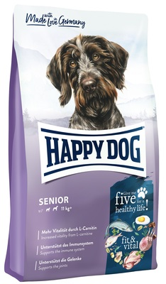 Happy Dog Supreme - Senior сухой корм для пожилых собак