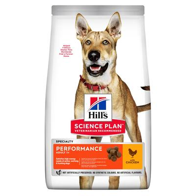 Hill's™ Science Plan™ высококалорийный сухой корм для активных собак Performance™ Курица