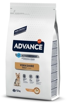 Advance Yorkshire Terrier сухой корм для йоркширских терьеров