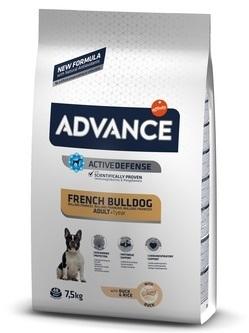 Advance French Bulldog сухой корм для французских бульдогов