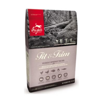 Orijen FIT&TRIM беззерновой сухой корм для собак с избыточным весом (с курицей, индейкой, яйцами, фруктами и овощами) (85/15)