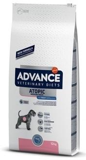 Advance Atopic care сухой корм для собак при дерматозах и аллергии