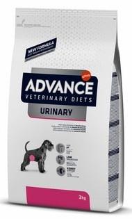 Advance Urinary Canine сухой корм для собак при мочекаменной болезни