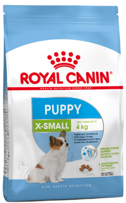 Royal Canine X-Small Puppy для щенков миниатюрных пород